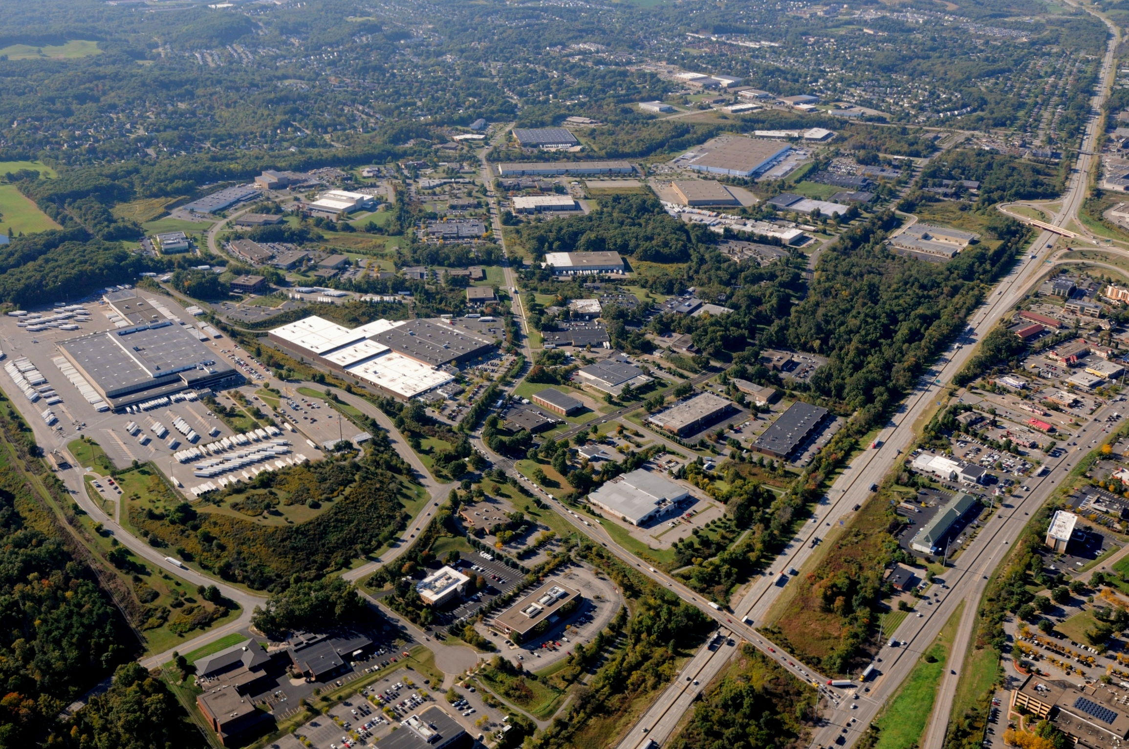 Thorn Hill Industrial Park Ridc