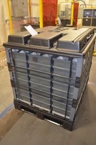 Aquion's battery unit